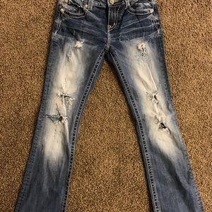 Miss Me jeans! Size 28 waist/ 33 inseam